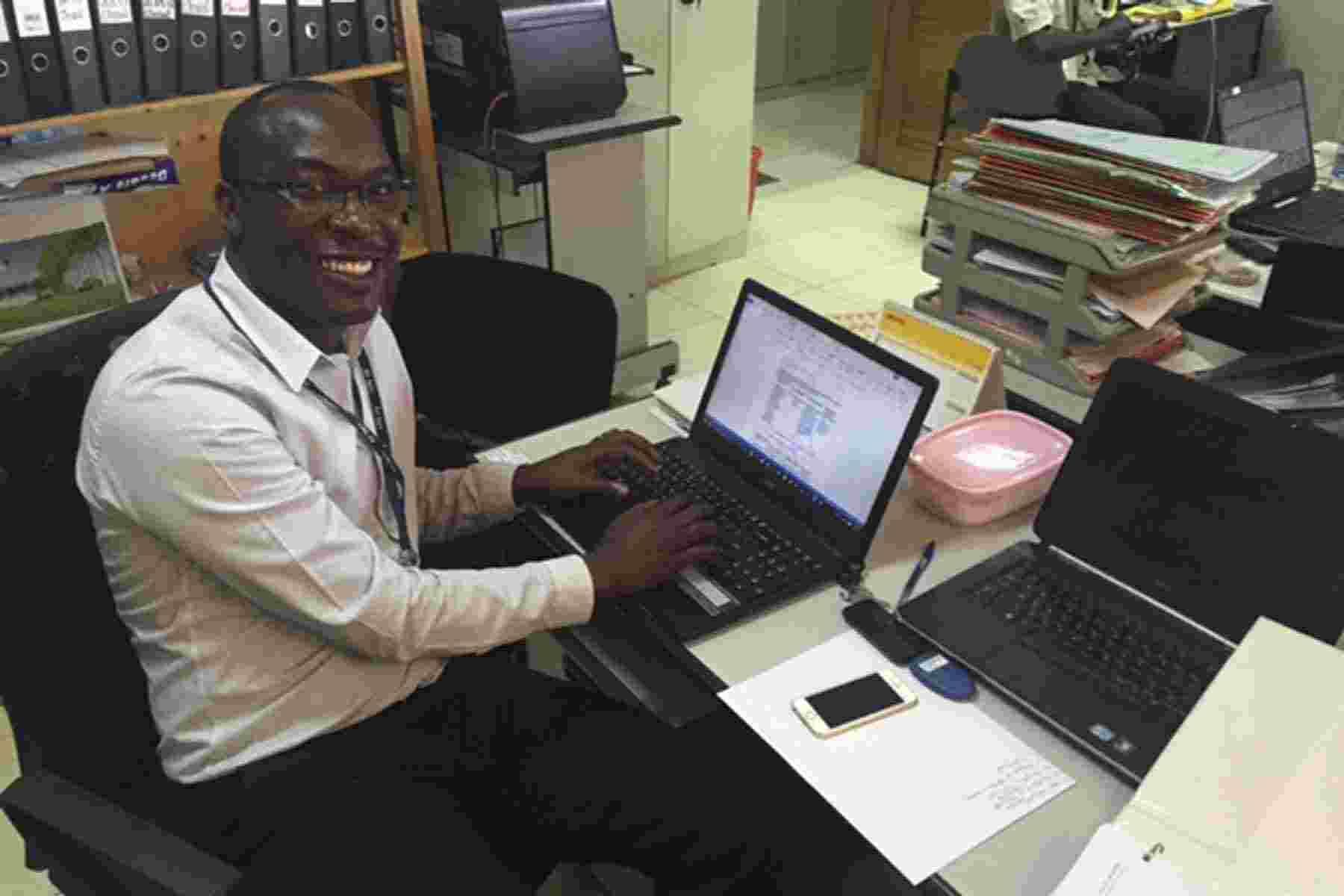Johnson Mugulusi